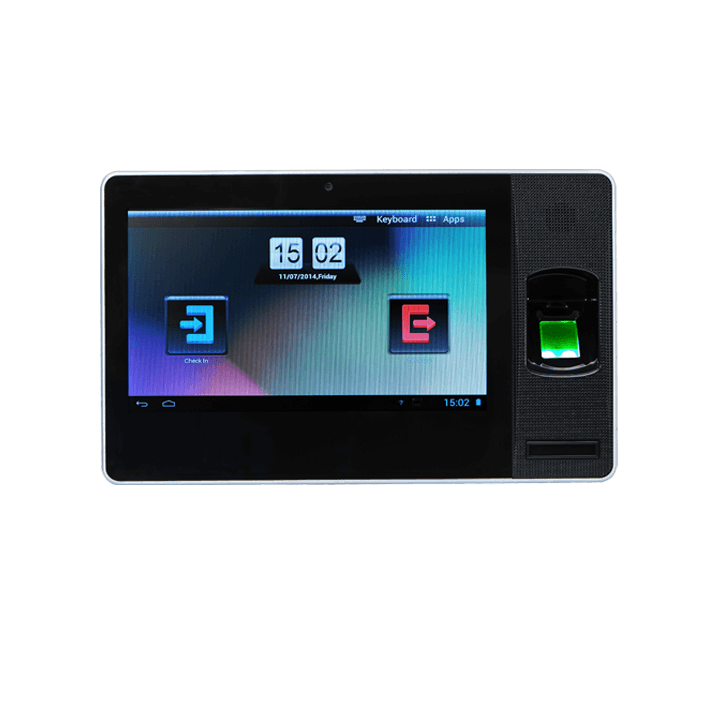 BioSMart-Zpad Biometric time attendance system, Biopad100