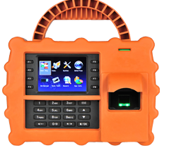 S922 Portable Mobile Biometric Time Attendance System
